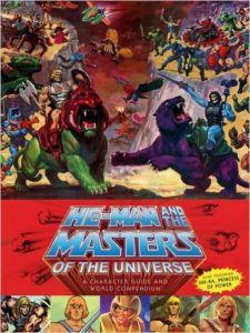 He-Man and the Masters of the Universe Character Guide